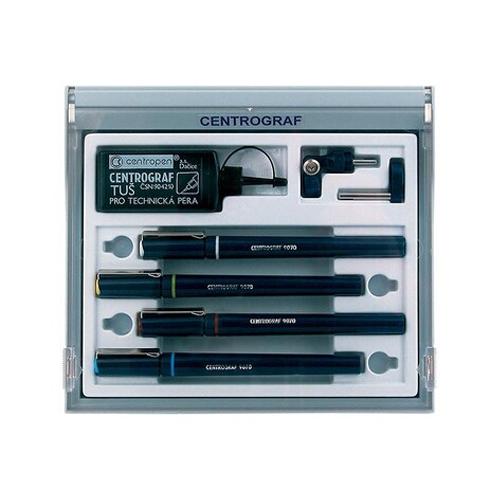 CENTROPEN - Pero technické Centrograf 9070/ 4 sada