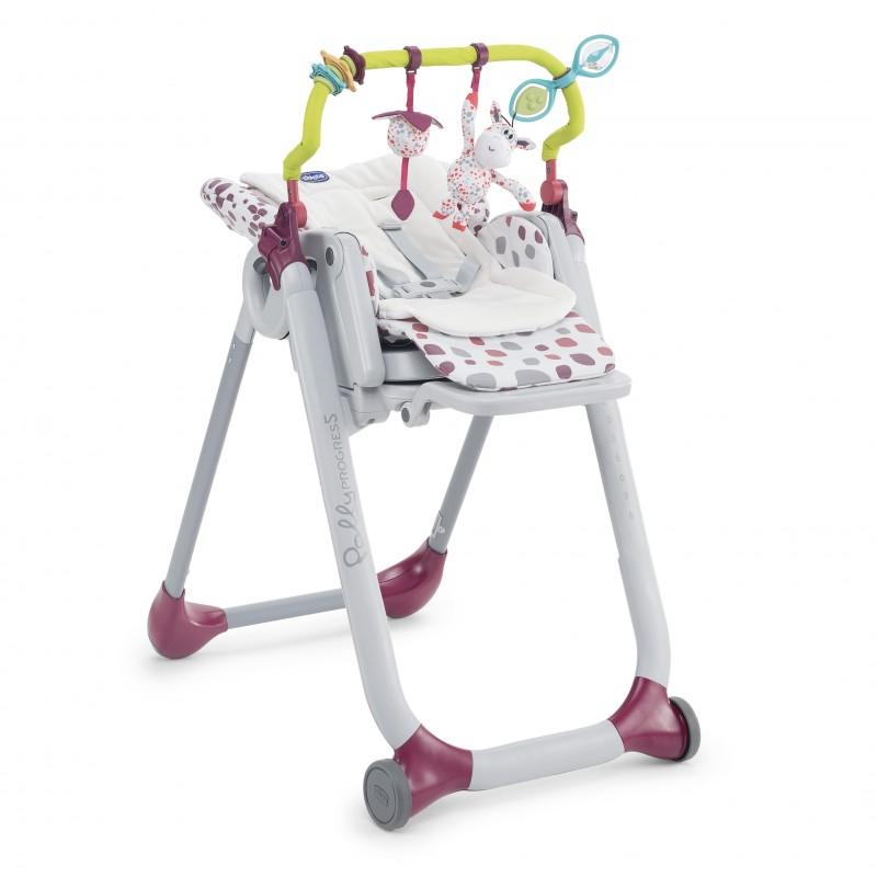 Chicco - Doplňky ke židli Polly Progres5