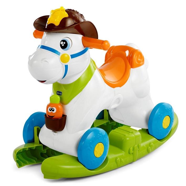 CHICCO - Hračka koník Rodeo