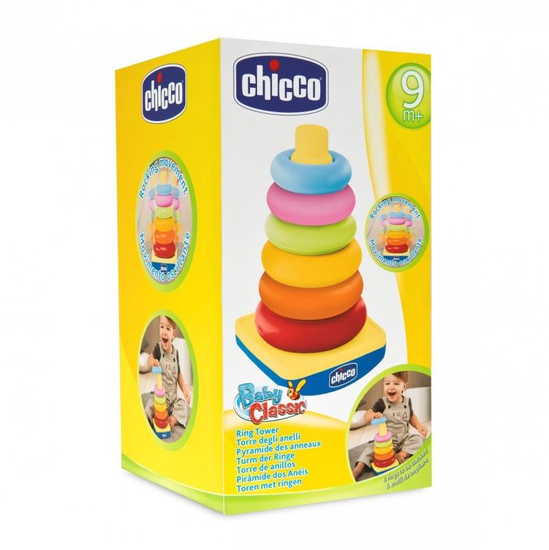 Chicco - Kroužky na kuželu