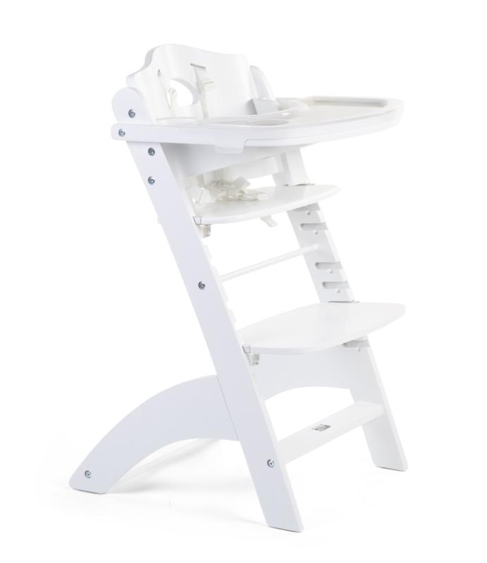 CHILDHOME - Rostoucí židlička Lambda 3 White