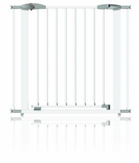 CLIPPASAFE - Zábrana SWING (KOV) 72.5-95cm, Bílá
