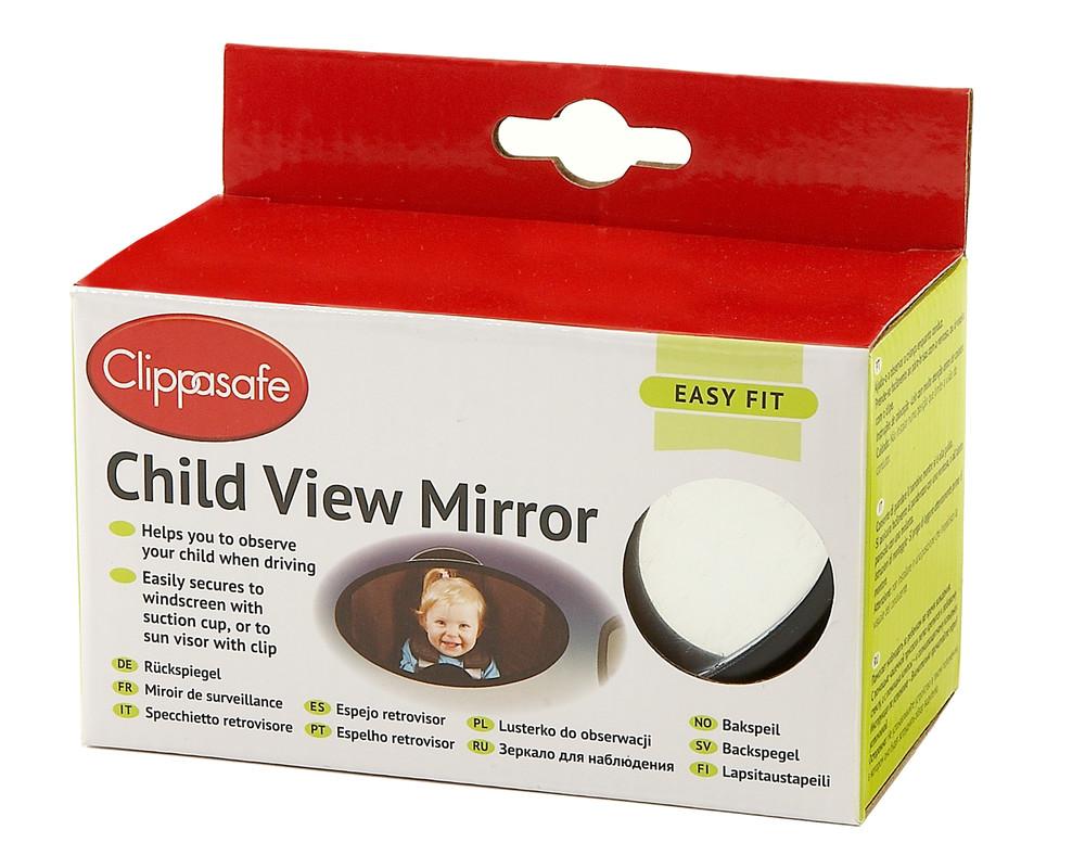 CLIPPASAFE - Zrcátko do auta View mirror