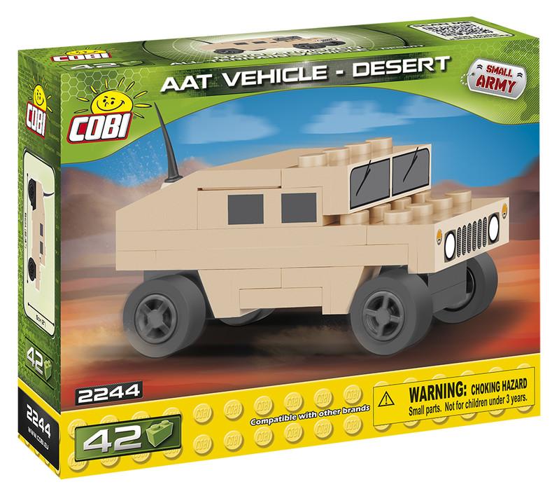COBI - 2244 Small Army Nano Humvee