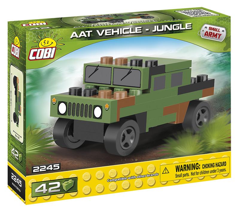 COBI - 2245 Small Army Nano Humvee džungle