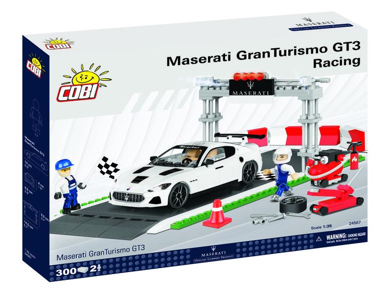 COBI - 24567 Maserati GranTurismo GT3 Racing 1: 35