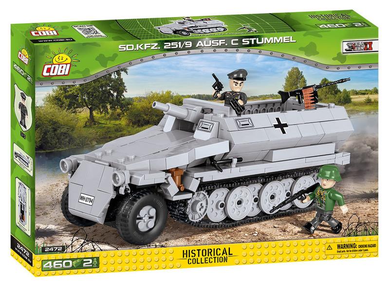 COBI - 2472 Small Army II WW Sd. Kfz. 251 Ausf. C