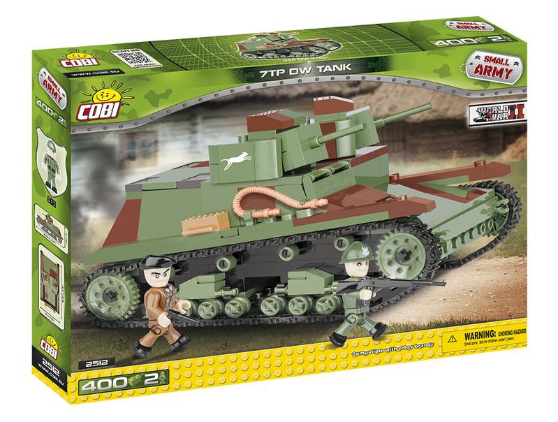 COBI - 2512 Small Army II WW Tank 7TP DW