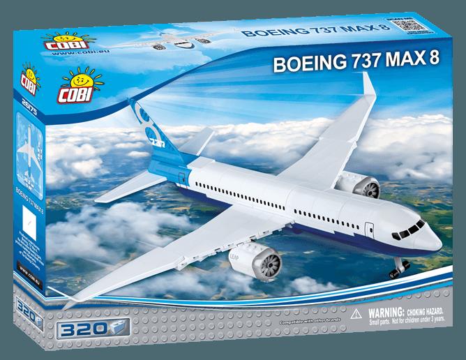 COBI - 26175 Boeing 737 8 MAX