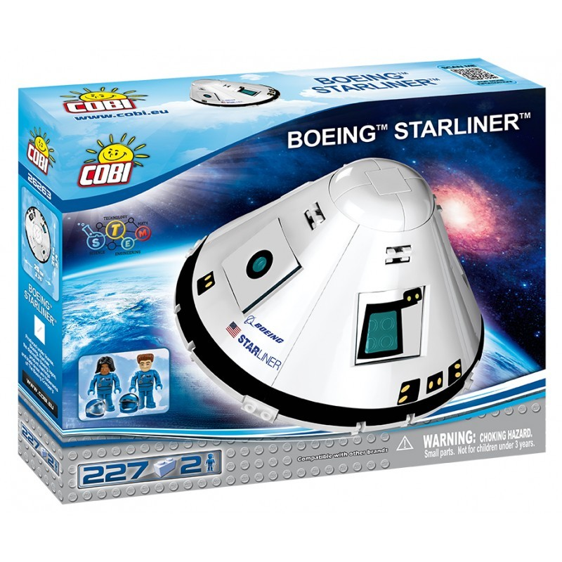 COBI - 26263 Boeing CST-100 Starliner