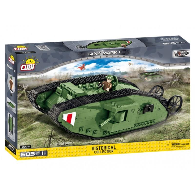 COBI - 2972 Great War Tank Mark I
