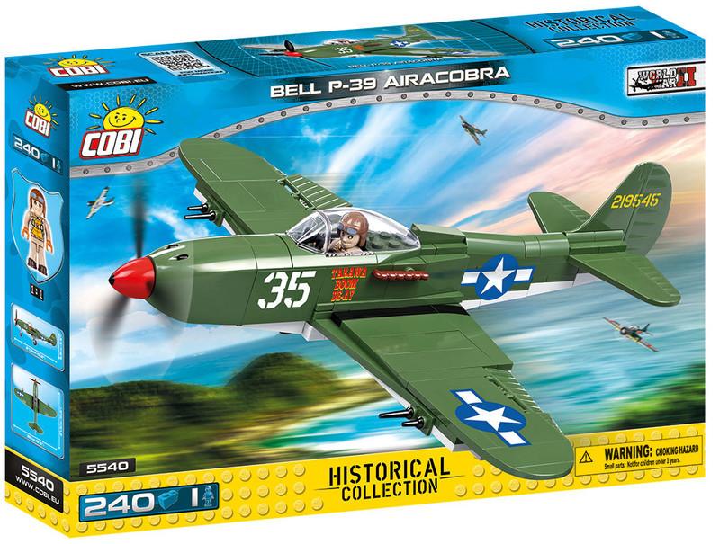 COBI - 5540 Small Army II WW P39 Airacobra