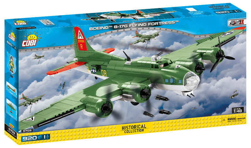 COBI - 5703 SMALL ARMY - II WW B-17G Flying Fortress