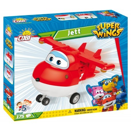 COBI - SUPER WINGS Jett 175