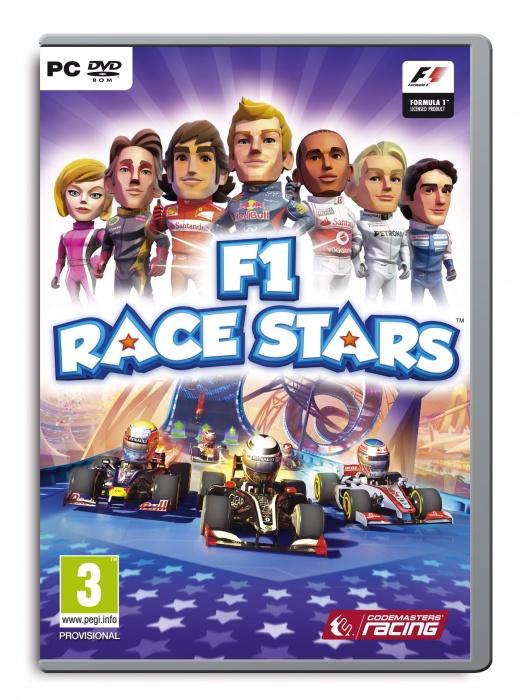 CODEMASTERS - PC F1 Race Stars
