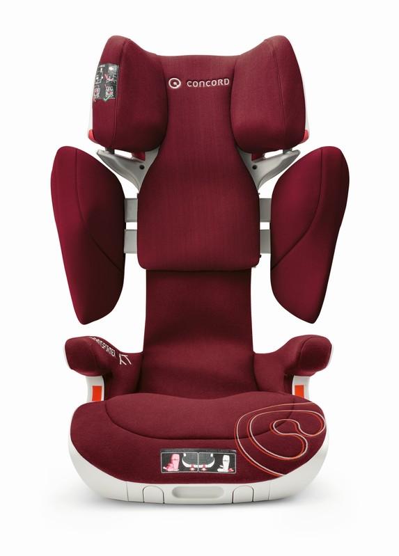 CONCORD - Autosedačka Transformer XT Bordeaux 15-36 kg 2017