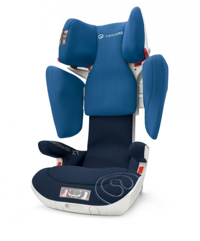 CONCORD - Autosedačka Transformer XT Ocean Blue 15-36kg 2016