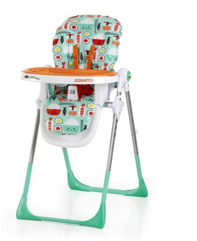 COSATTO - Židle na krmení Noodle 2017 - Chopsticks