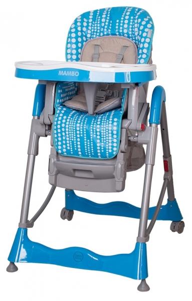 COTO BABY - Jídelní židlička Mambo 2019 - Turquoise