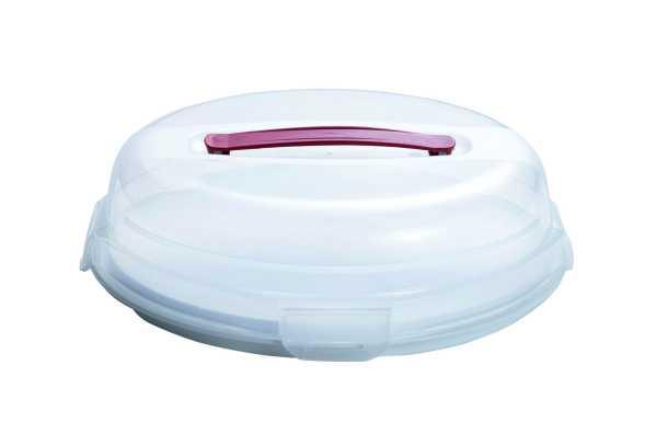 CURVER - Box na koláče, bílý