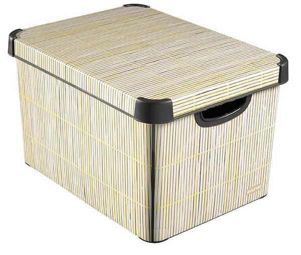 CURVER - Box, umělá hmota, proužky