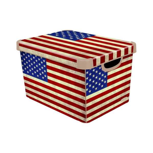 CURVER - Box, USA