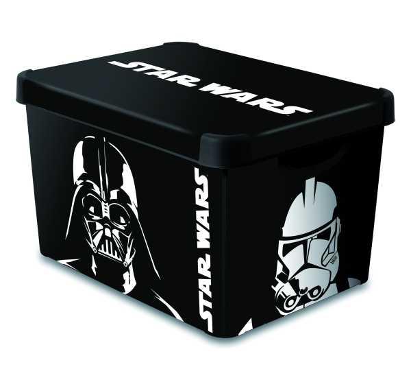 CURVER - Dekorativní úložný box - Star Wars