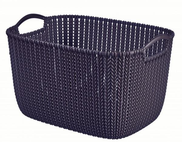 CURVER - Koš na čisté prádlo L purple