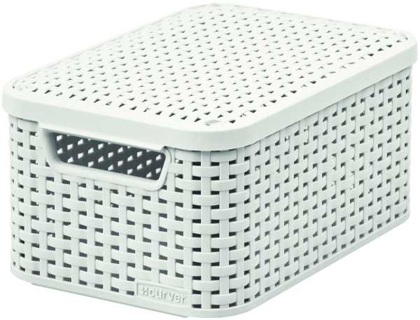 CURVER - Úložný box STYLE S, krémový