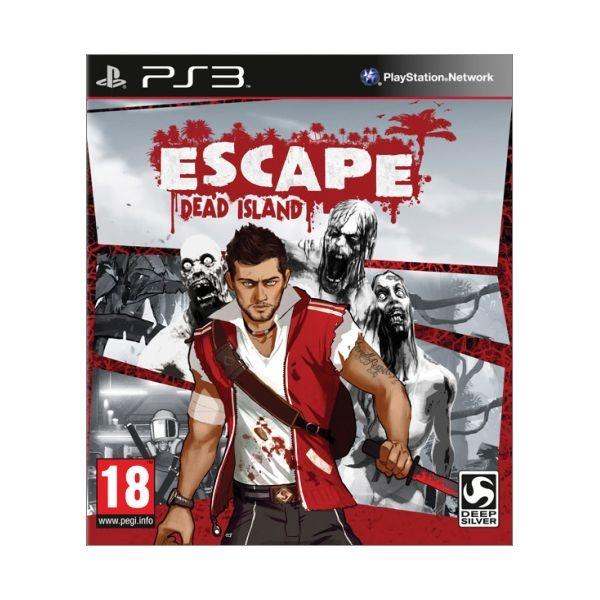 DEEP SILVER - PS3 Escape Dead Island