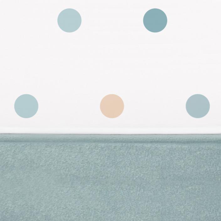DELTA BABY - Comfybig, col.Pop Pastel Blue