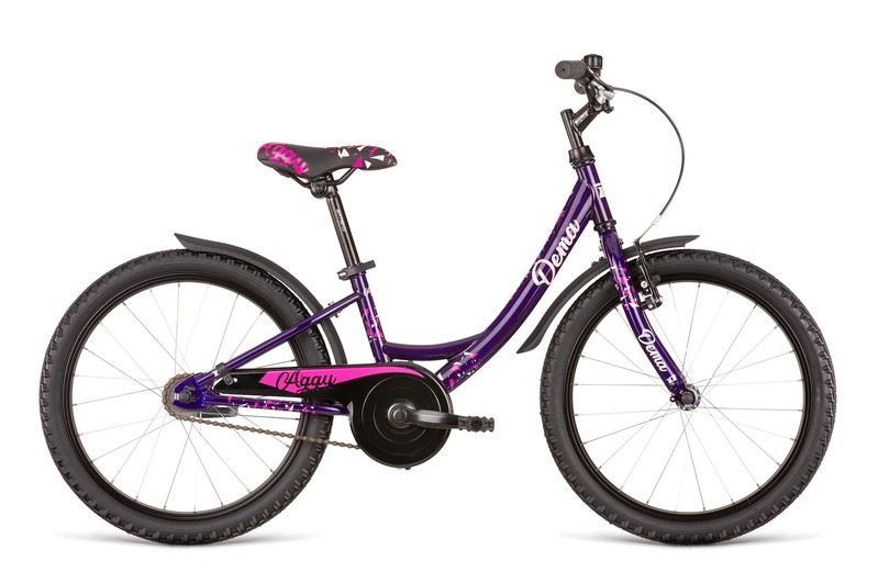 "DEMA - Kolo Aggy 20 ""dark violet-pink"