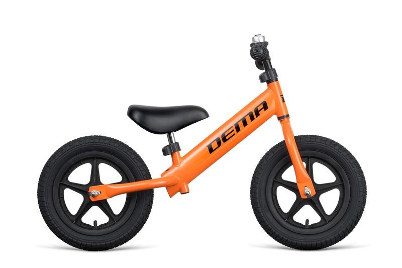 DEMA - Odrážedlo BEEP AIR LT orange-black