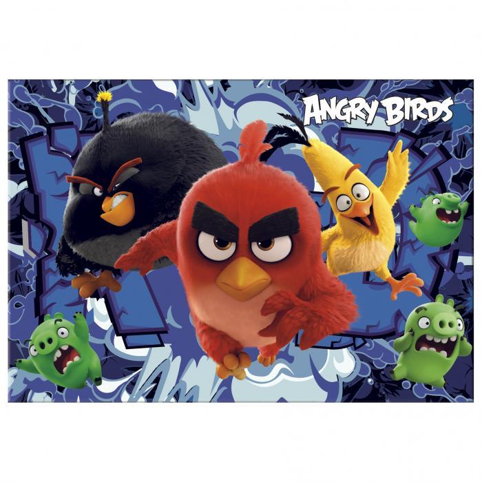 DERFORM - Podložka Angry Birds