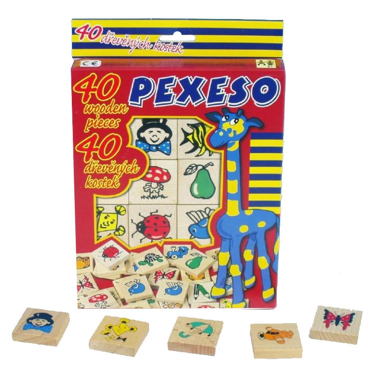 DETOA - Pexeso