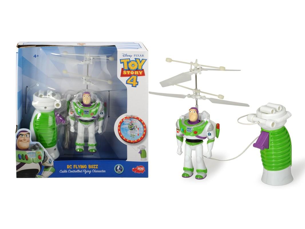 DICKIE - Toy Story Létající Buzz, Na Kabel