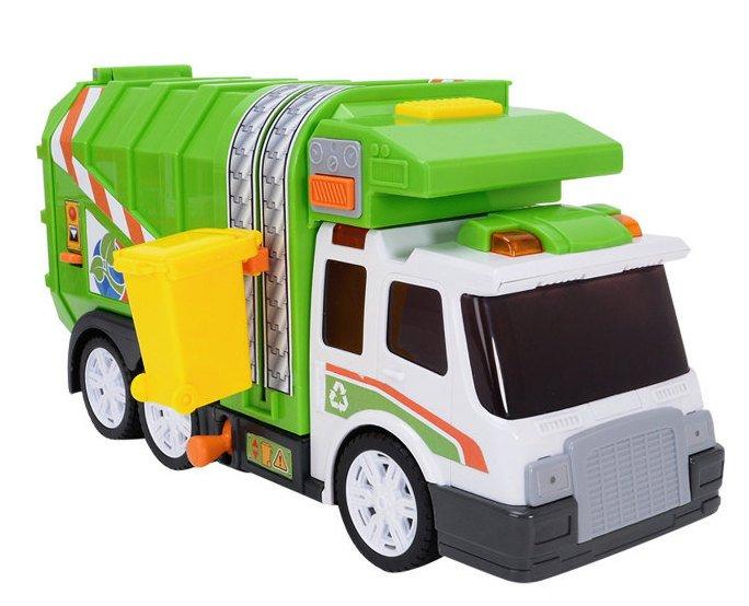 DICKIE TOYS - Action Series Popelářský vůz 39cm 3308357