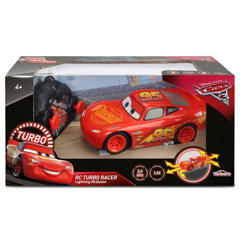 DICKIE TOYS - RC Cars 3 Blesk McQueen 1:24 3084003