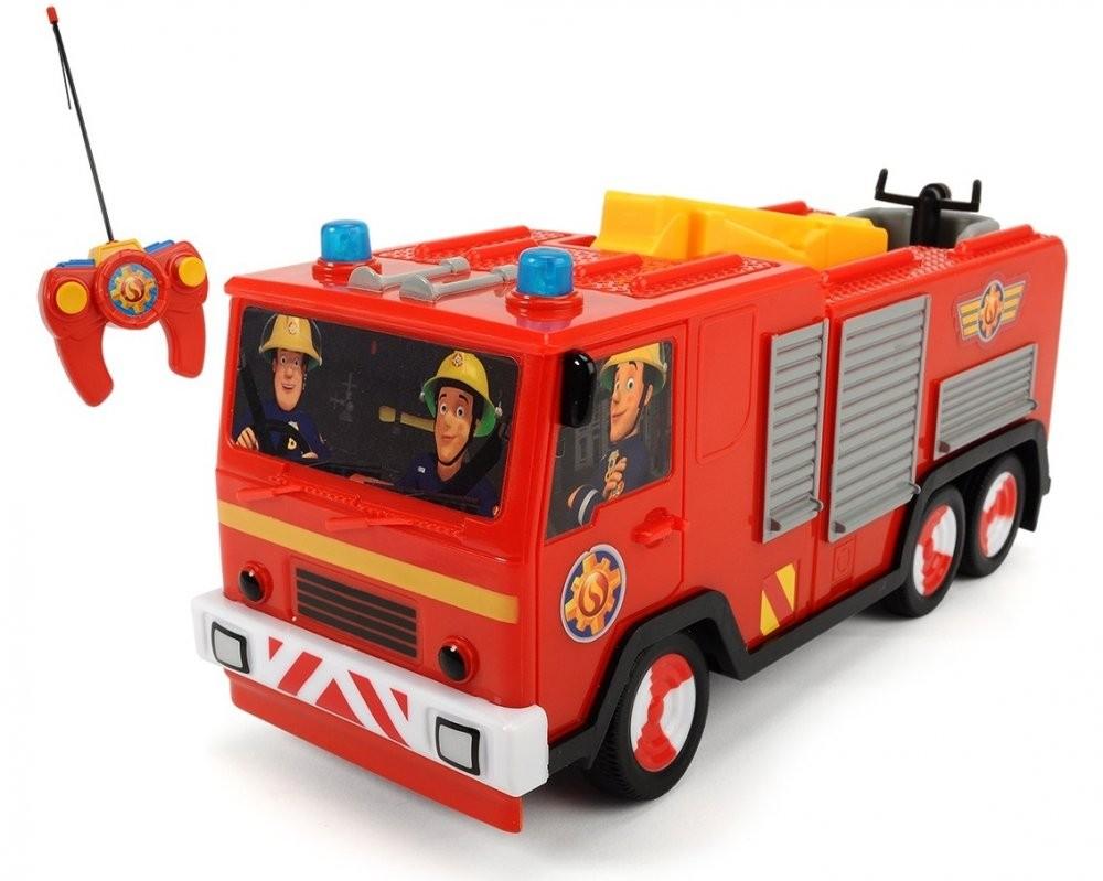 DICKIE TOYS - RC Hasičské auto Požárník Sam 3099612