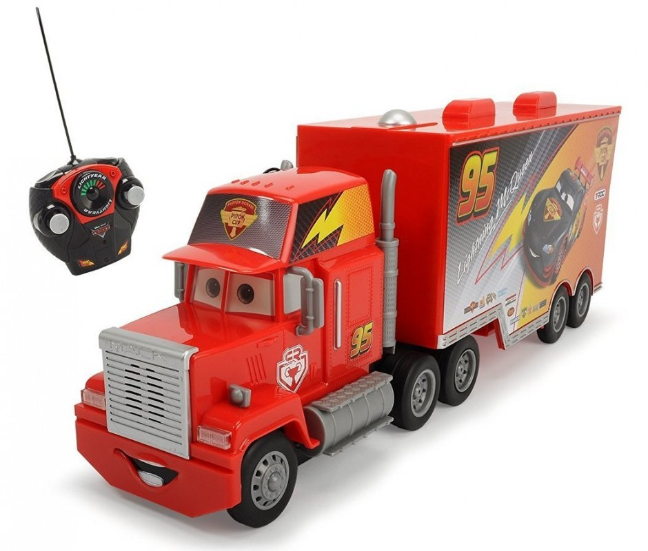 DICKIE TOYS - RC model Cars Carbon Turbo Mack Truck 3089002