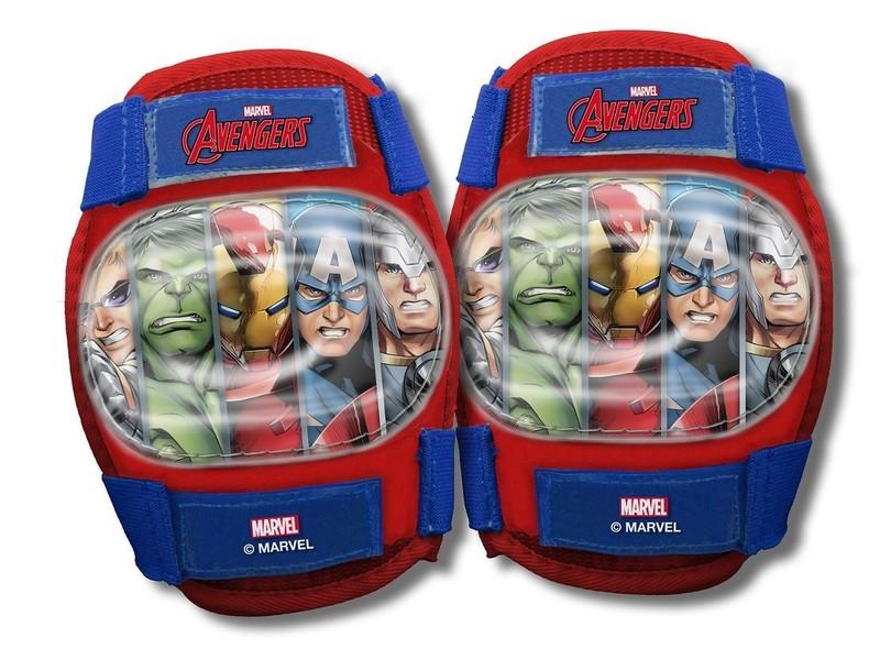 DINO BIKES - Dětské chrániče Avengers