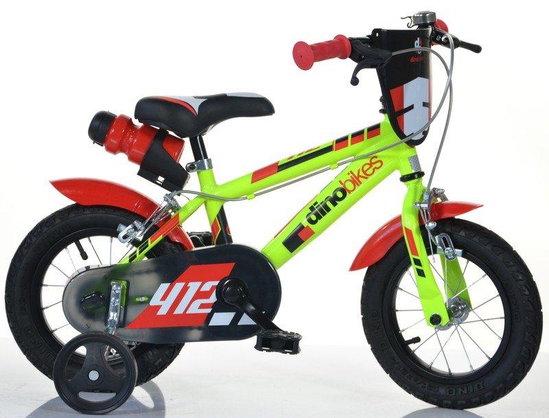 """DINO BIKES - Dětské kolo 12 """"412US"""