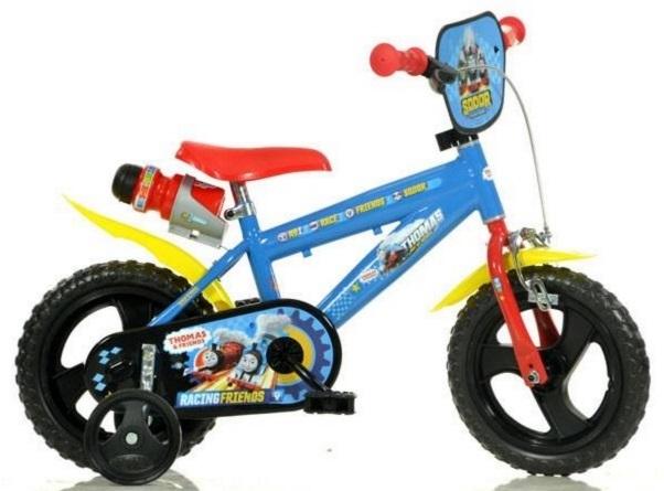 DINO BIKES - Dětské kolo 412ULTHO Mašinka Thomas - 12
