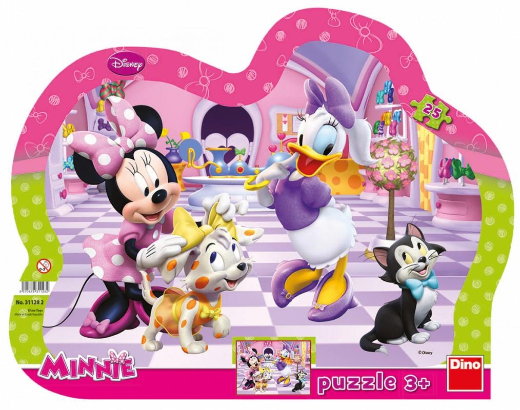 DINO - Minnie & Mazlíčci 25D