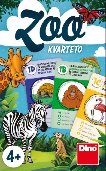 DINO - Zoo Kvarteto