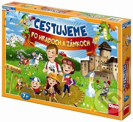 DINOTOYS - Cestujeme po hradech a zámcích - Slovenská!