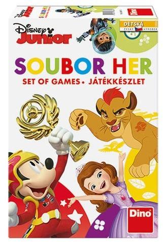DINOTOYS - Disney Junior Soubor her