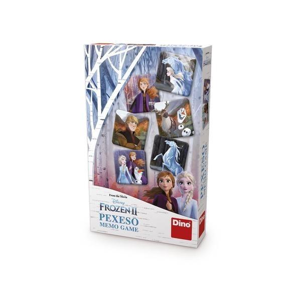 DINOTOYS - Hra Pexeso Frozen II
