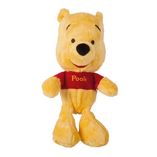 DINOTOYS - Medvídek Pů nový, 25 cm plyšová figurka