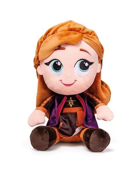 DINOTOYS - Plyšová postavička Frozen 2 Anna 665101